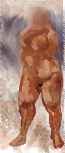Dirty Thoughts - figure study