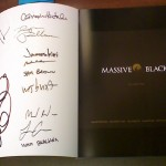 Inside Massive Black Book