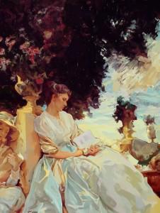 In a Garden: Corfu - Master Copy
